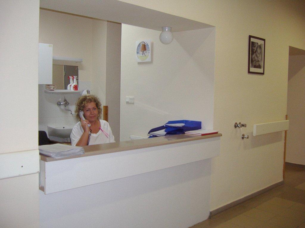 Nőgyógyászati Osztály Nővérpult